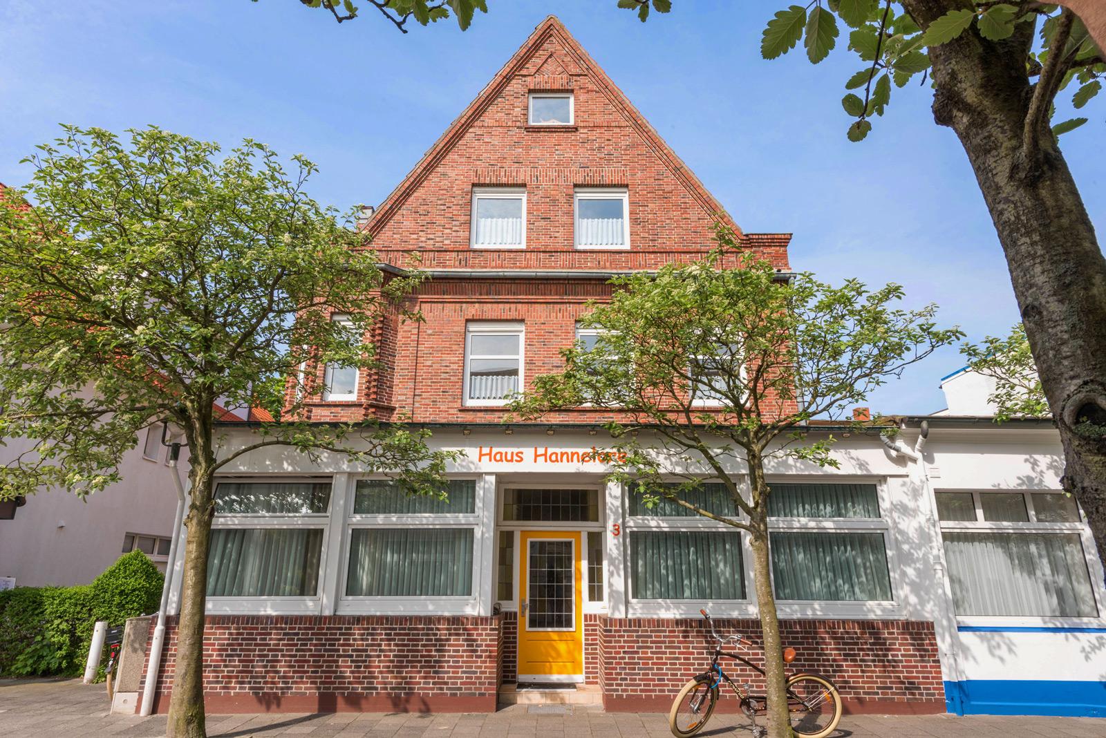 Ferienwohnung Auf Norderney Mieten Haus Hannelore Auf Norderney