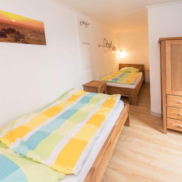 Apartments auf Norderney mieten - Haus Albatros auf der Insel Norderney