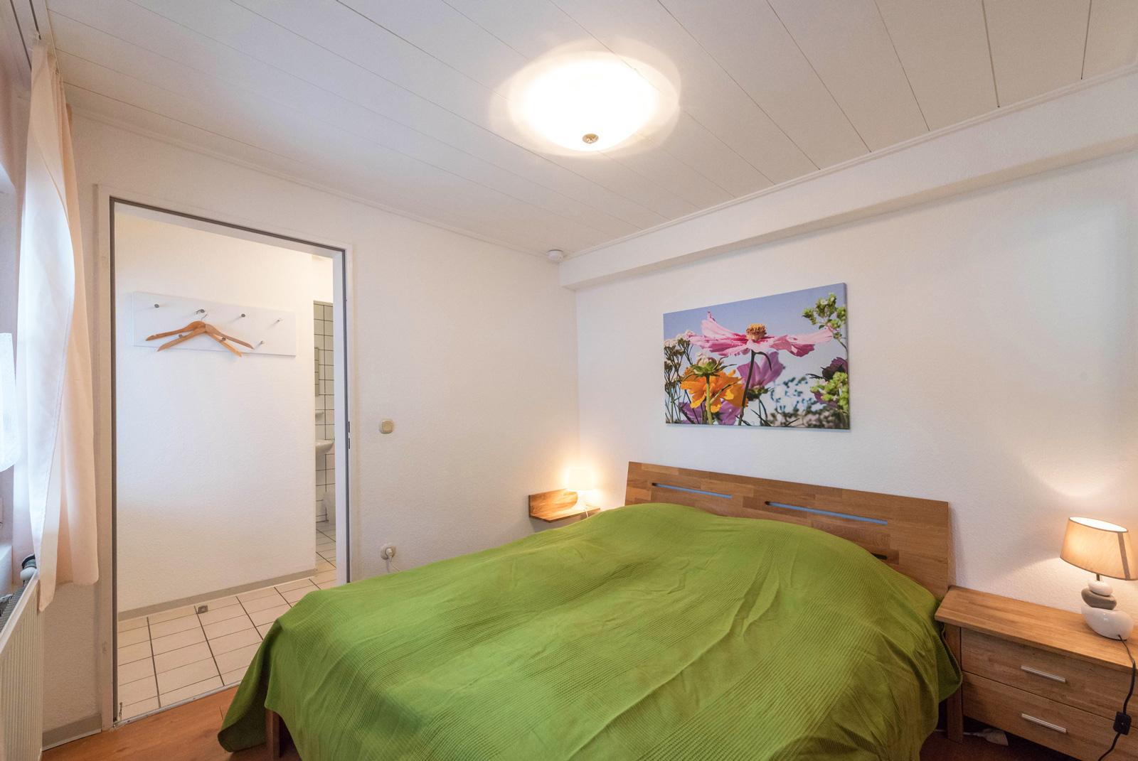Urlaub auf norderney apartment flutkammer im haus alabatros for Zimmer auf norderney